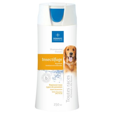 Demavic Shampooing insectifuge pour chien