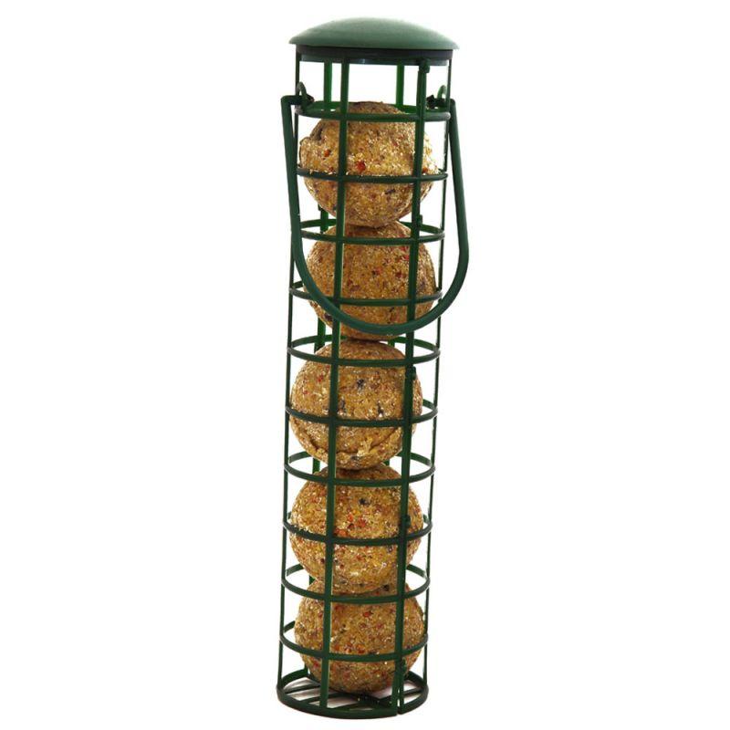 Distributeur de boules de graisse pour oiseaux sauvages - zooplus 5e377005082c