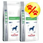 Dobbeltpakke Royal Canin Veterinary Diet, Urinary S/O