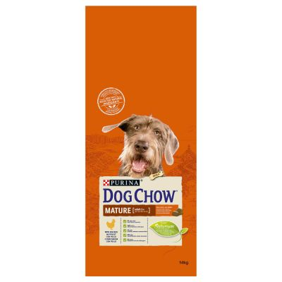 Dog Chow Mature Adult, Kylling