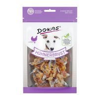 Dokas Chew Snack Chicken Breast with Fish