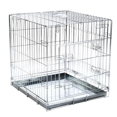 Metal Dog Crates Great Deals On Dog Cages Dog Travel At Zooplus