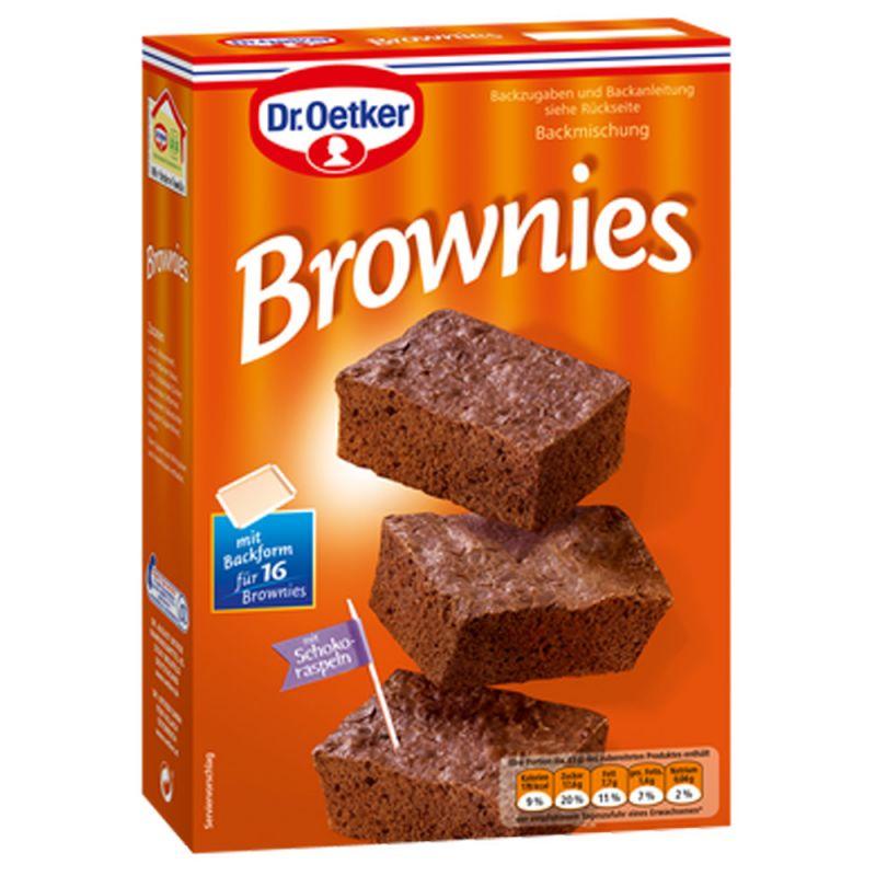 Dr Oetker Backmischung American Style Brownies Bitiba De