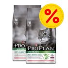 Dubbelpack: Purina Pro Plan Sterilised Salmon