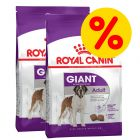 Dubbelpack Royal Canin Size Giant