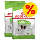 Dubbelpack Royal Canin Size X-small