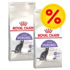 Dubbelpack Royal Canin Sterilised 37