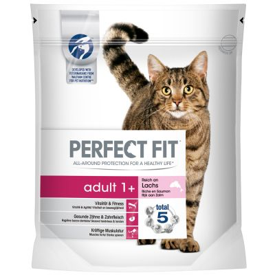 Dubbelpak: 2 x 1,4 kg Perfect Fit Adult Kattenvoer