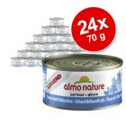 Ekonomično pakiranje Almo Nature  Legend  24 x 70 g