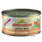 Ekonomično pakiranje Almo Nature Legend Kitten 12 x 70 g