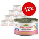 Ekonomipack: Almo Nature HFC 12 x 95 g