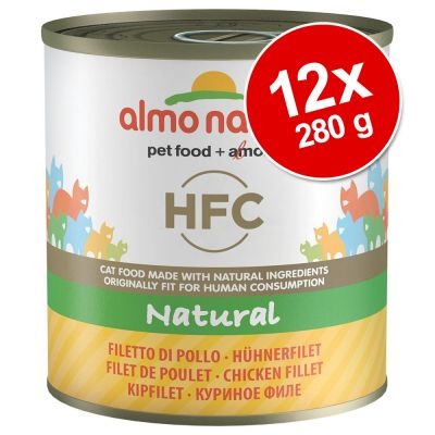 Ekonomipack: Almo Nature HFC 12 x 280 g