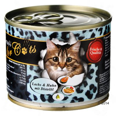 Ekonomipack: O´Canis for Cats 24 x 200 g