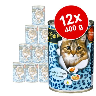 Ekonomipack: O´Canis for Cats 12 x 400 g