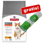 En stor pose Hill's Science Plan + kattetunnel gratis!