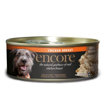 Encore Dog Tin 12 x 156g