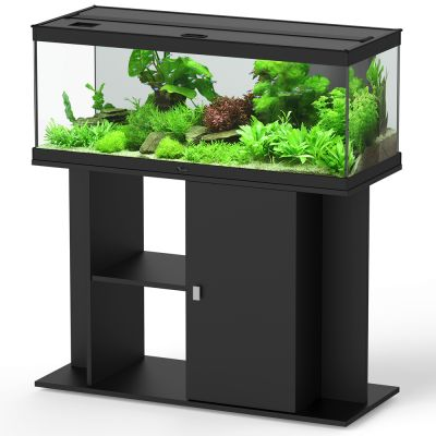 ensemble aquariumsous meuble aquatlantis style led 100 x 40