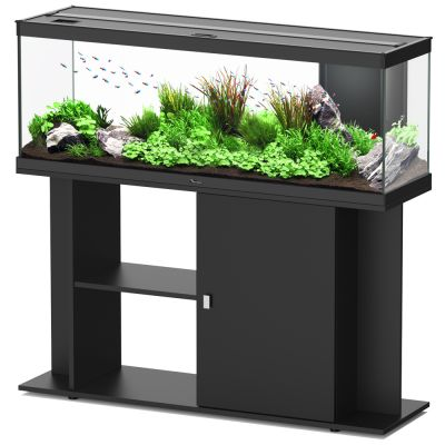 Aquatlantis Aquariumsous 120 Led 40 Style Meuble Ensemble X shCQdtrx