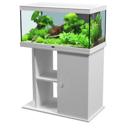 ensemble aquariumsous meuble aquatlantis style led 80 x 35
