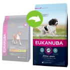 Eukanuba Active Adult Medium Breed piščanec