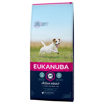 Eukanuba Active Adult Small Breed Huhn