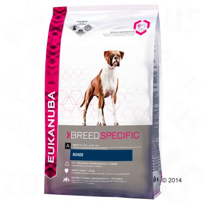 Eukanuba Adult Breed Specific Boxer pour chien