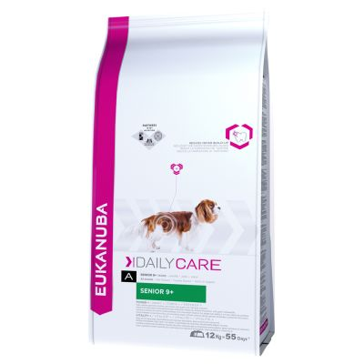 Eukanuba Adult Daily Care Senior 9+ pour chien