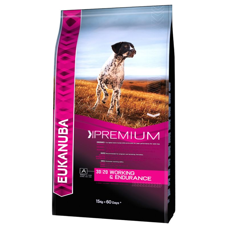 Eukanuba Adult Premium Performance Working & Endurance