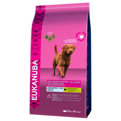 Eukanuba Adult Weight Control Large Breed