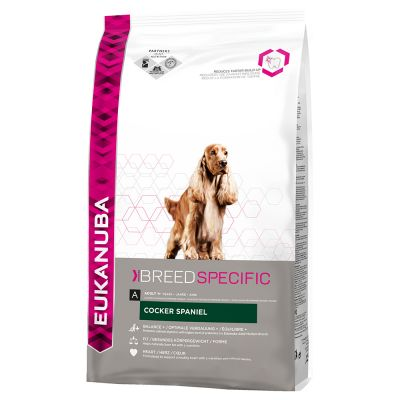 Eukanuba Breed Specific Dog Food Economy Packs