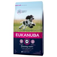 Eukanuba Growing Puppy razas medianas