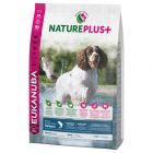Eukanuba NaturePlus+ Adult Medium Dog losos