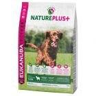 Eukanuba NaturePlus+ Puppy Dog, jagnięcina