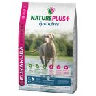 Eukanuba NaturePlus+ Puppy & Junior Laks - Kornfrit