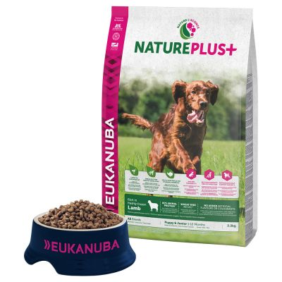 Eukanuba NaturePlus+ Puppy – Lamb