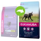 Eukanuba Puppy Large Breed курица