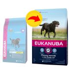 <p>Eukanuba Thriving Mature Large Breed Chicken</p>