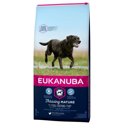 Eukanuba Thriving Mature Large Breed Chicken