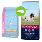 Eukanuba Thriving Mature Medium Breed poulet pour chien