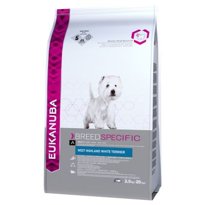 Eukanuba West Highland White Terrier Adult