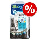 Extra voordelig! 14 l Biokat's Diamond Care MultiCat Fresh