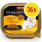 Fai scorta! Animonda vom Feinsten Adult NoGrain in salsa 36 x 100 g