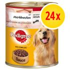 Fai scorta! Pedigree Adult Plus 24 x 800 g