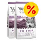 Fai scorta! 2 x 12 kg Wolf of Wilderness