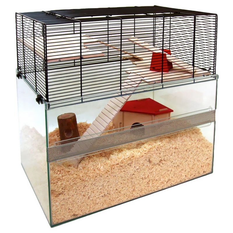Hamster Cages Great Selection At Zooplus Small Pet Cage Falco