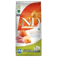 Farmina N&D Grain Free Pumpkin Adult Medium/Maxi Cinghiale, Zucca e Mela