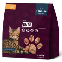 Felifine Complete Nuggets de canard pour chat