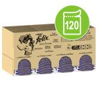 Felix As Good As It Looks Doubly Delicious Mega Pack 120 x 100g