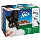 Felix Classic Pouches in Soße 12 x 100 g