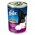 Felix Cans in Jelly 6 x 400 g